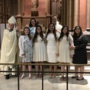 St. Ann's 2019 Confirmation at the Cathedral of the Immaculate Conception in Albany, on Sunday, May 12, 2019.